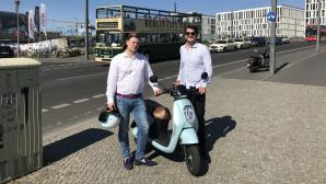 Simple Mobility verkauft eRoller für 2.000 Euro©Simple Mobility