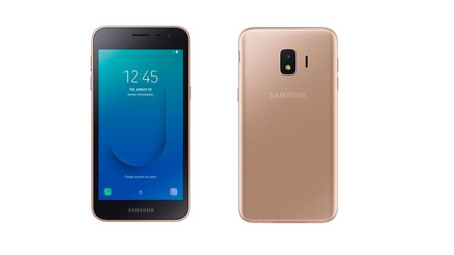 J2 Core: Samsung-Handy Mit Android Go