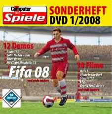 Inhalt der Sonderheft-DVD - COMPUTER BILD SPIELE