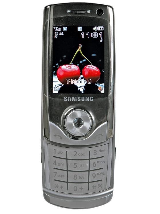 Test: Samsung SGH-U700