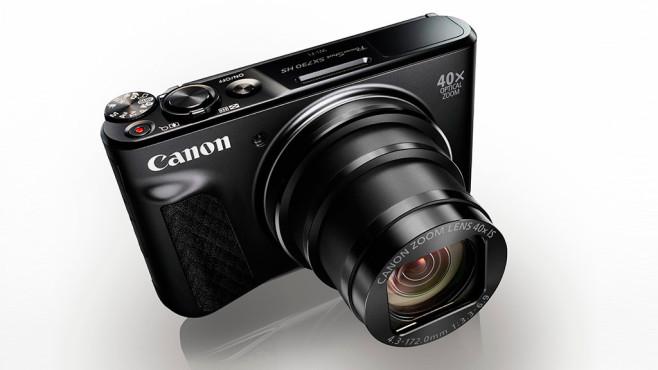 Canon Powershot SX730 HS ©Canon