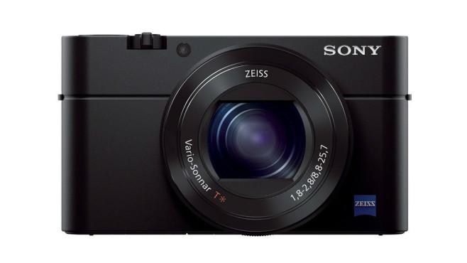 Sony Cyber-shot DSC-RX100 Mark III (Altes Testverfahren bis 2015) ©Sony