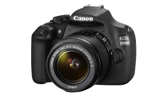 Canon EOS 1200D (Altes Testverfahren bis 2015) ©Canon