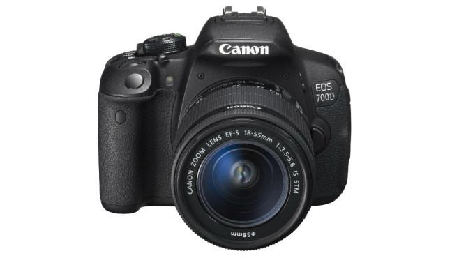 Canon EOS 700D (Altes Testverfahren bis 2015) ©Canon