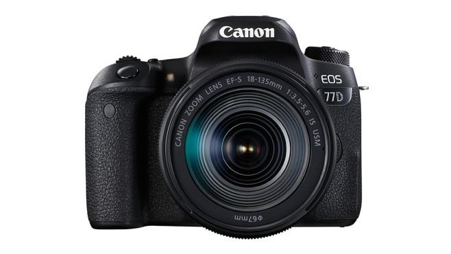 Canon EOS 77D ©Canon