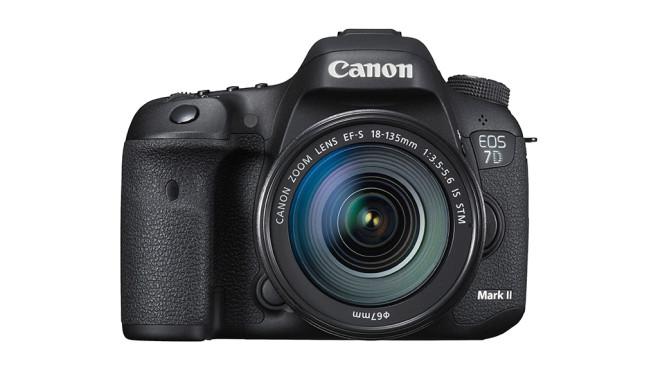 Canon EOS 7D Mark II ©Canon