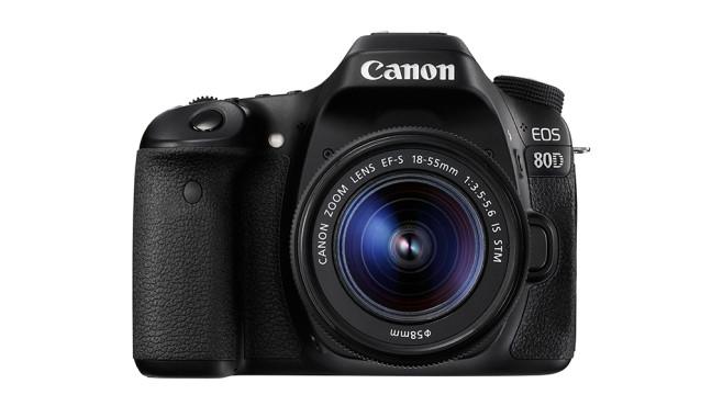 Canon EOS 80D ©Canon
