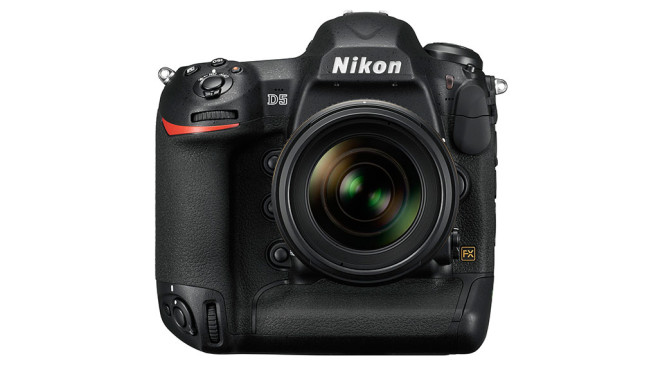 Nikon D5 ©Nikon