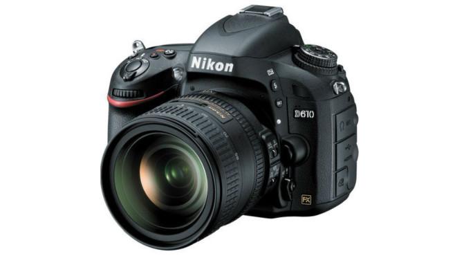 Nikon D610 (Altes Testverfahren bis 2015) ©Nikon