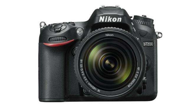 Nikon D7200 (Altes Testverfahren bis 2015) ©Nikon