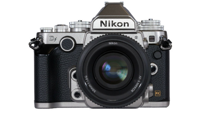 Nikon Df (Altes Testverfahren bis 2015) ©Nikon