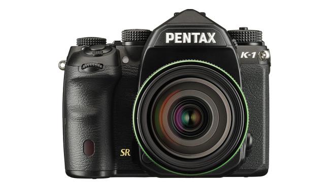 Pentax K-1 ©Ricoh Imaging