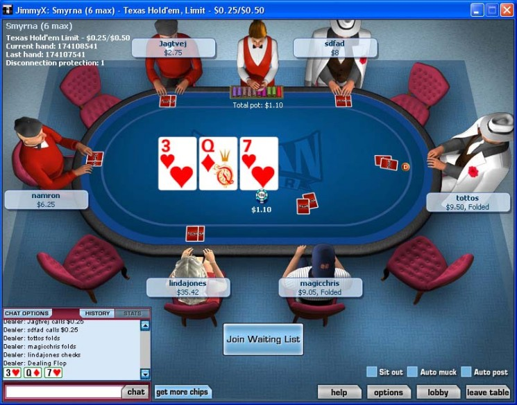 online texas holdem with friends