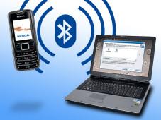 Bluetooth zur Datenübertragung nutzen