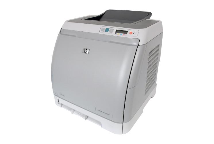 laserjet 1600 test: