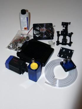 Wasserkühlung-Komplett-Sets