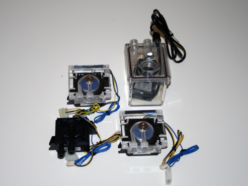 Wasserkühluns-Pumpen