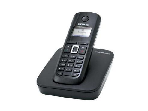 Siemens Gigaset A580: Analoges, schnurloses Telefon