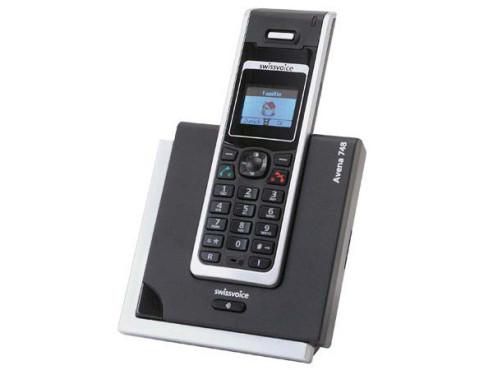 Swissvoice Avena 748: Analoges, schnurloses Telefon
