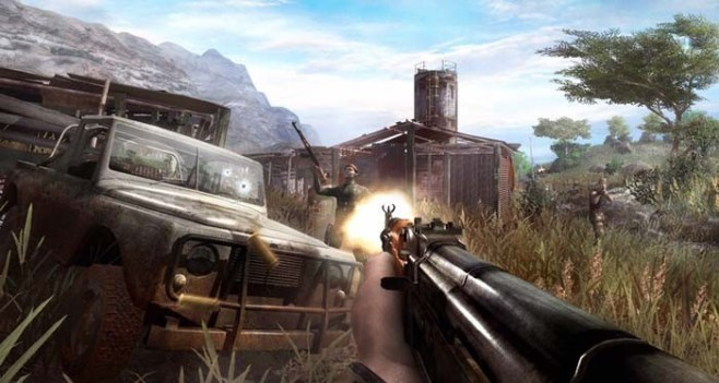 Actionspiel Far Cry 2: AK47