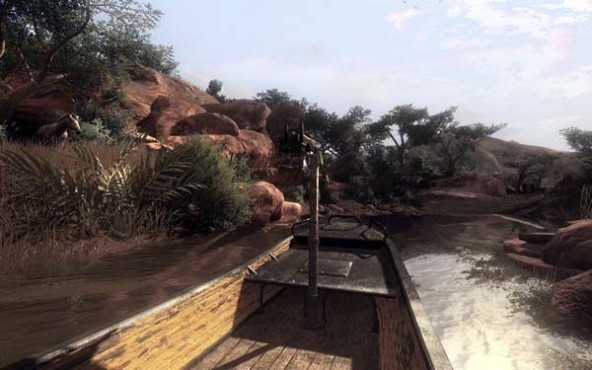 Actionspiel Far Cry 2: Boot