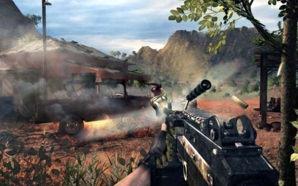 Actionspiel Far Cry 2: Camp
