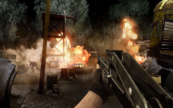 Actionspiel Far Cry 2: Kettenreaktion