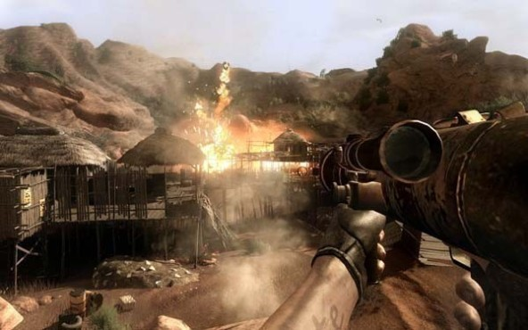 Actionspiel Far Cry 2: Panzerfaust