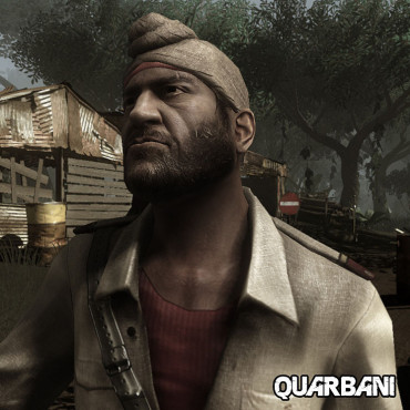 Actionspiel Far Cry 2: Quarbani
