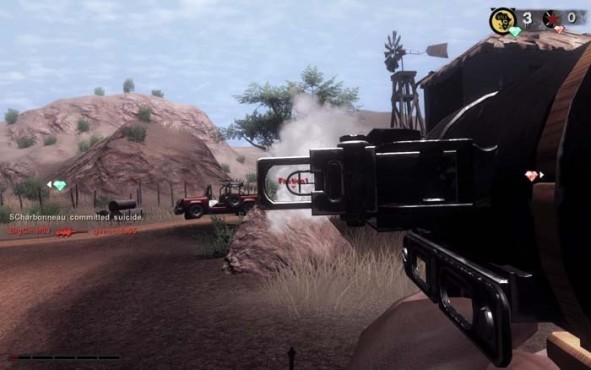 Actionspiel Far Cry 2: Schuss