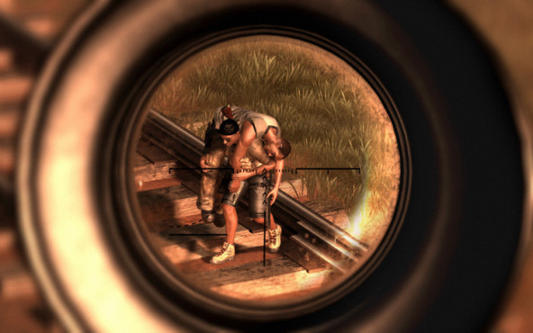Actionspiel Far Cry 2: Sniper