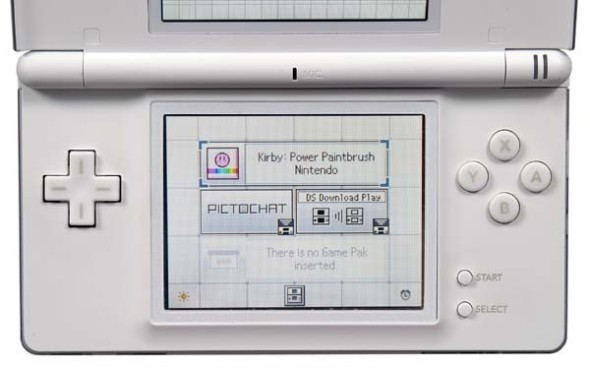 Nintendo DS: Display