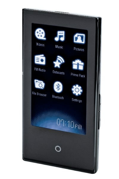 test mp3 player samsung yp p2 4 gb audio video foto bild. Black Bedroom Furniture Sets. Home Design Ideas