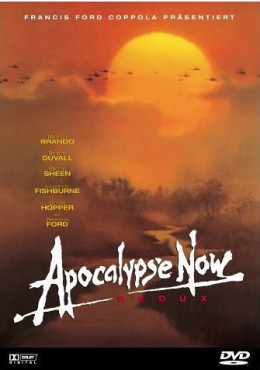 DVD, Programme, Audio und CD: 26 coole Eastereggs DVD: Apocalypse Now