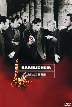 DVD, Programme, Audio und CD: 26 coole Eastereggs DVD: Rammstein – Live aus Berlin