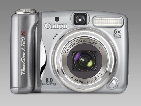 Bildergalerie: Canon Powershot A720 IS