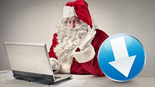 Die 100 besten Downloads zu Weihnachten ©olly - Fotolia.com