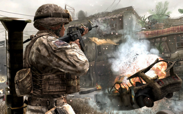 Bildergalerie: Call of Duty 4 – Modern Warfare