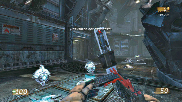 Actionspiel – Unreal Tournament 3: Enforcer