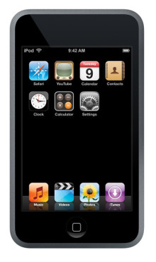 Die besten Weihnachtsgeschenke von 200 bis 500 Euro Apple iPod touch 16GB