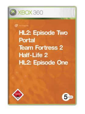 Die besten Weihnachtsgeschenke von Electronic Arts: Half-Life 2 - The Orange Box