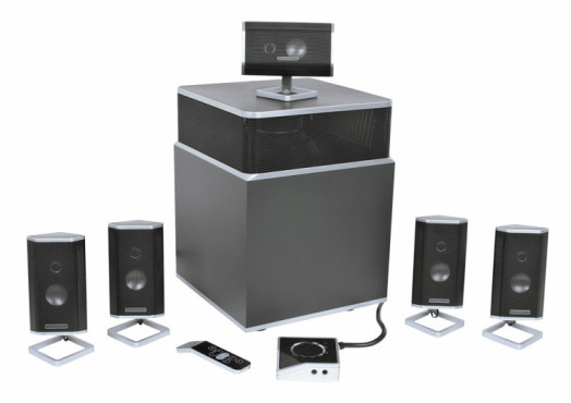 Die besten Weihnachtsgeschenke von 100 bis 200 Euro Altec Lansing FX-5031