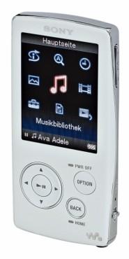 Die besten Weihnachtsgeschenke von 100 bis 200 Euro Sony NWZ-A816