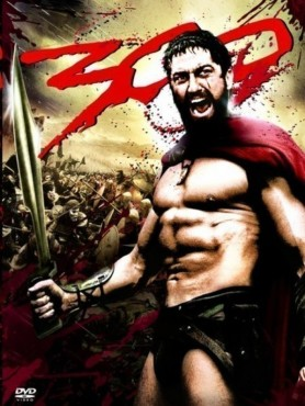 DVD: 300 © Warner Home Video