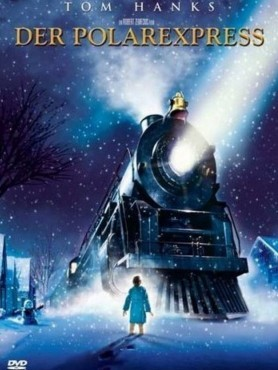 DVD: Der Polarexpress © Warner Home Video