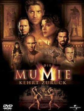 DVD: Die Mumie kehrt zurück ©Universal