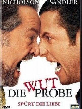 DVD: Die Wutprobe © Sony Pictures Home Entertainment
