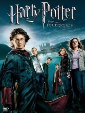 DVD: Harry Potter und der Feuerkelch (für Regionalcode 1) © Warner Home Video