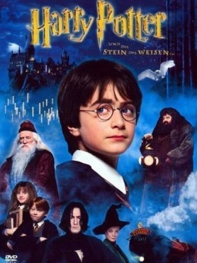 DVD: Harry Potter und der Stein der Weisen © Warner Home Video