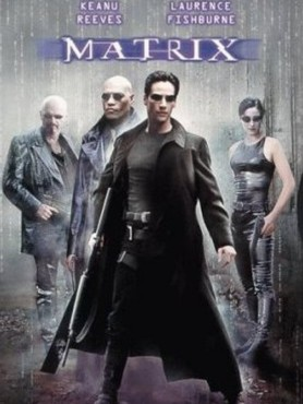 DVD: Matrix © Warner Home Video